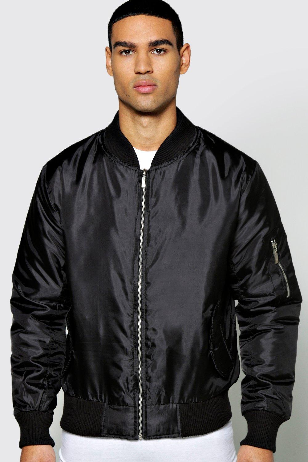 Alpha MA-1 Nylon Flight Jacket - Sage Green - customer reviews. The Authentic Alpha MA-1 Flight Jacket, often copied but never duplicated. This is the classic jacket made by Alpha Industries for the military for over 40 years.