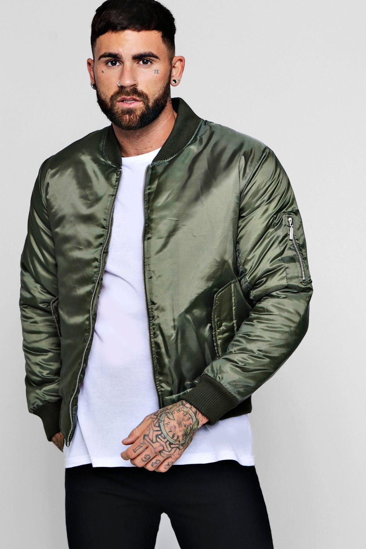 Купить Верхняя одежда, Куртка-бомбер MA1, boohoo