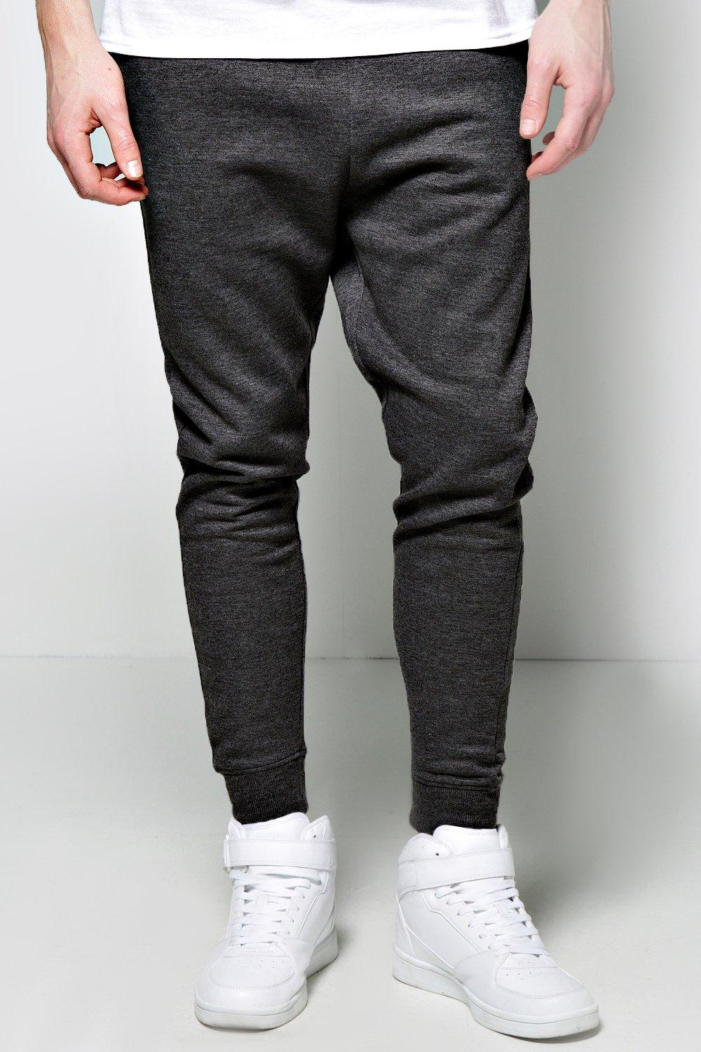 Lightweight Drop Crotch Joggers