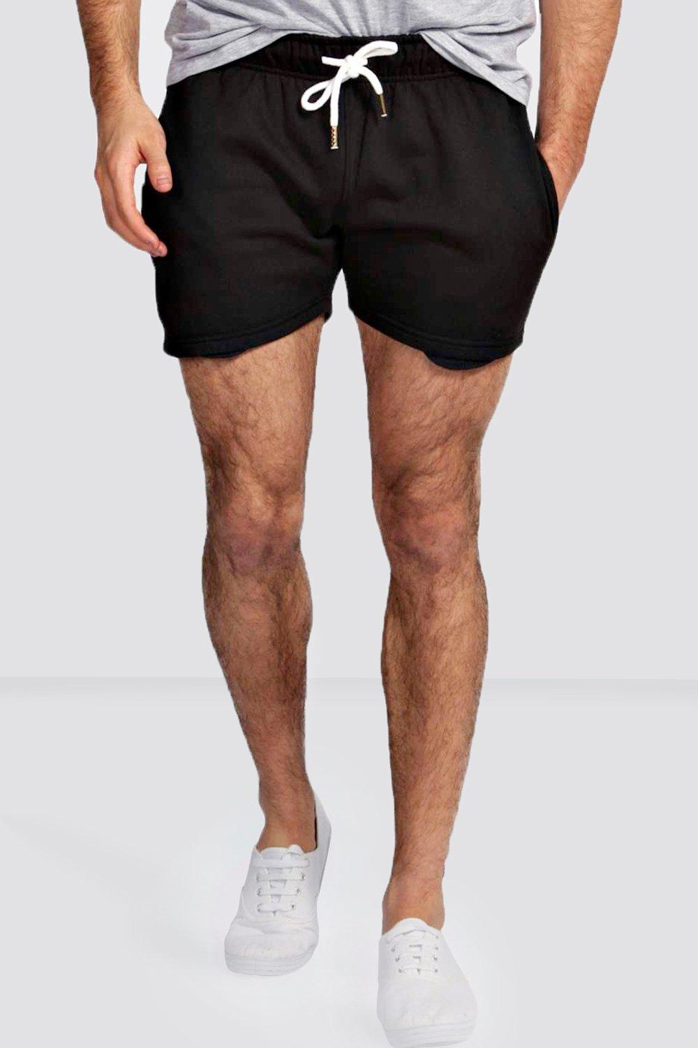 Jersey Shorts in Shorter Length