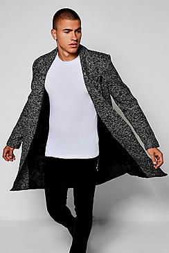Image of 3/4 Smart Tailored Jacket