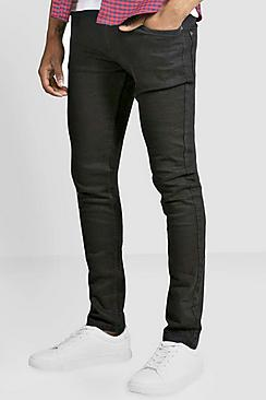 Super Skinny Black Jean