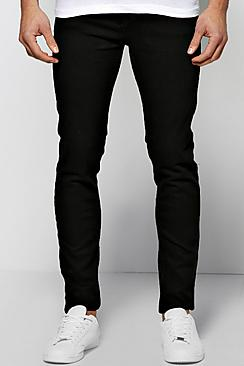 Skinny Fit 5 Pocket Black Jean