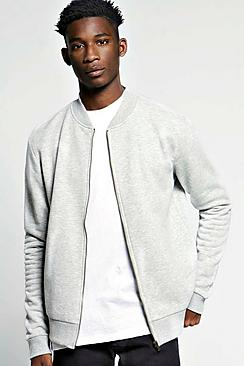 Slim Fit Bomber