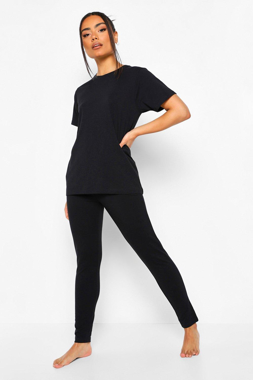 Boohoo Basic Mix & Match Pyjama Leggings