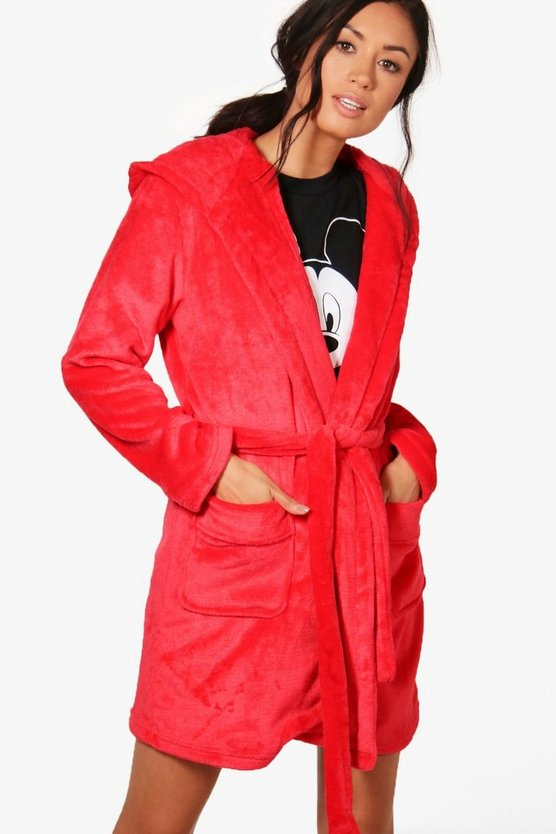 Eloise Hooded Robe