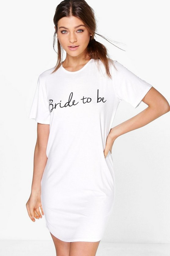 Lucy Bride To Be Bridal Nightie