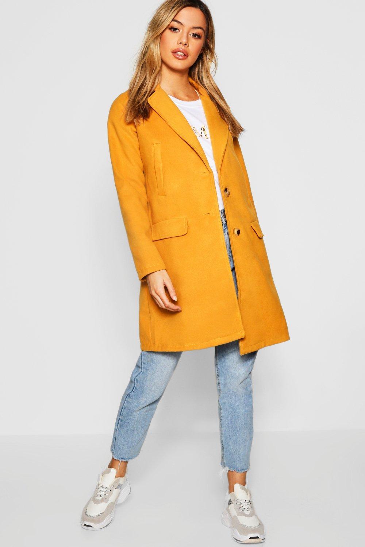 Coats & Jackets, Petite - Пальто в стиле <бойфренд>, boohoo  - купить со скидкой