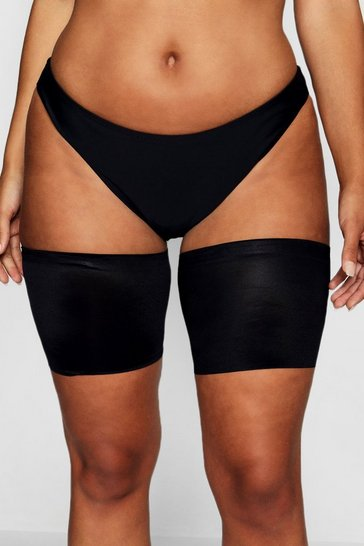 Black Plus Chafing Bands