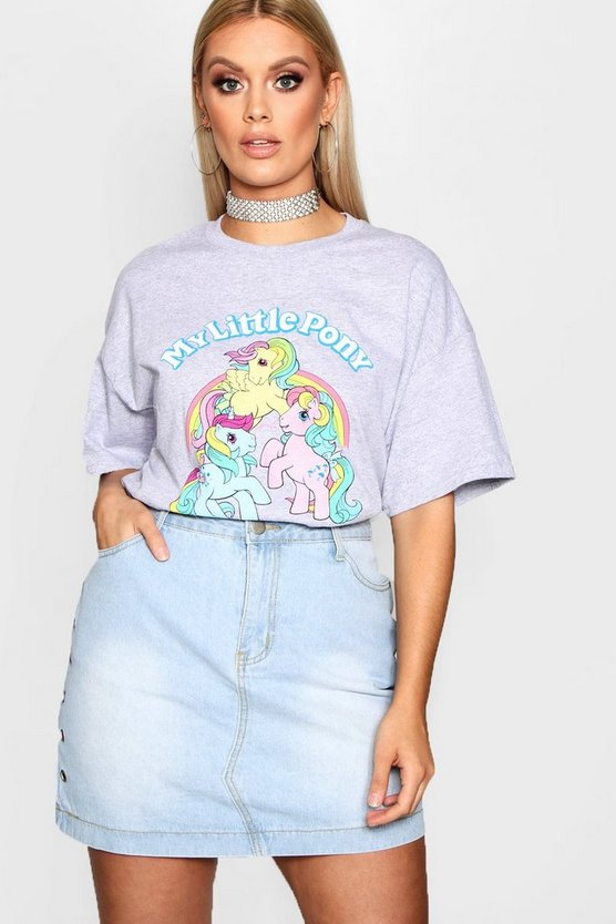 Plus Sofia 'My Little Pony' T Shirt