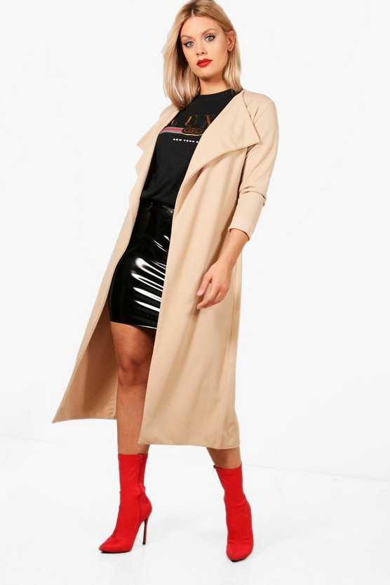 Plus Katie Duster Jacket