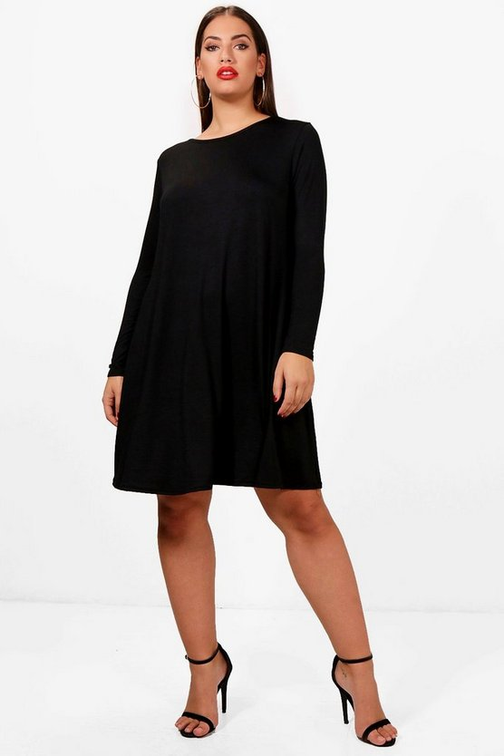 Plus Isobel Swing Dress