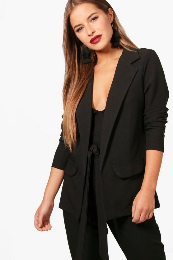 Petite Premium Bella Tailored Blazer