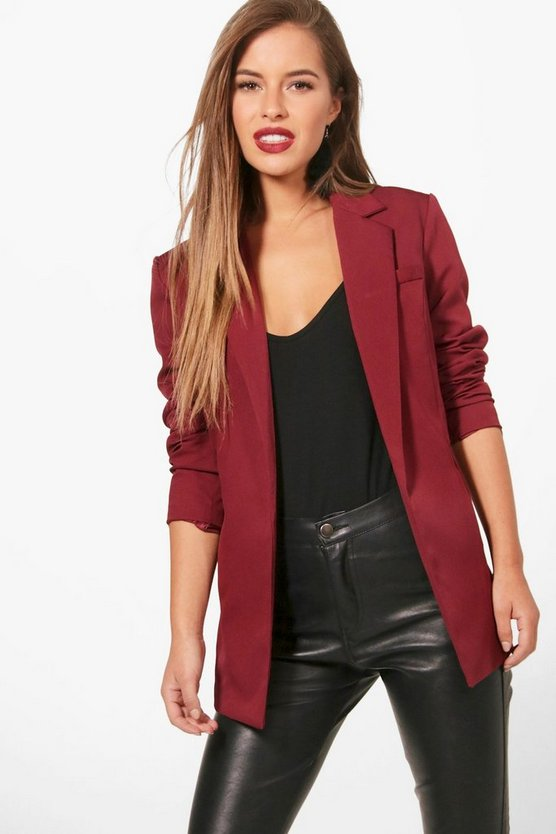 Petite Premium Alicia Tailored Blazer