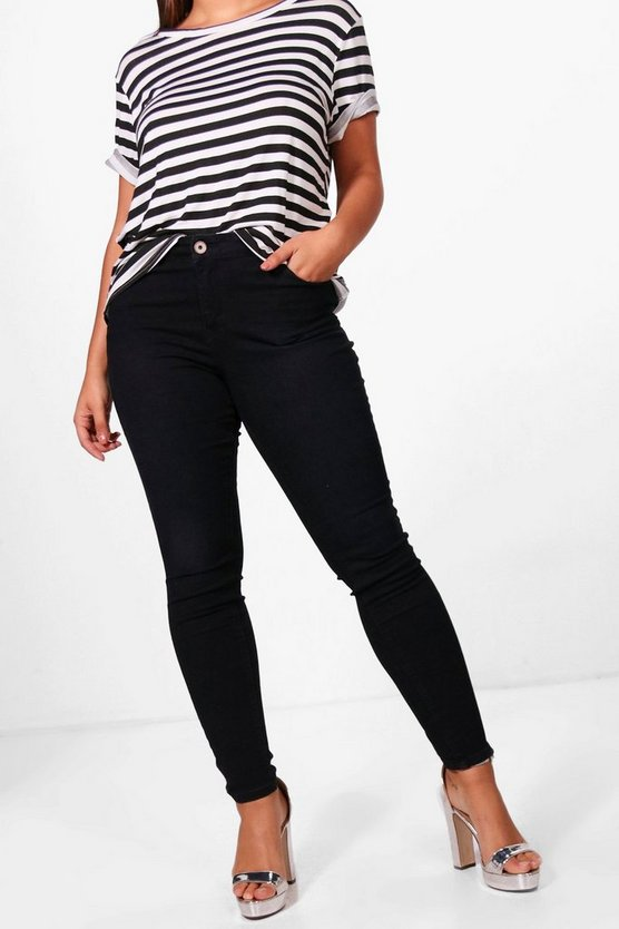 Plus Kerry 5 Pocket Skinny Jean