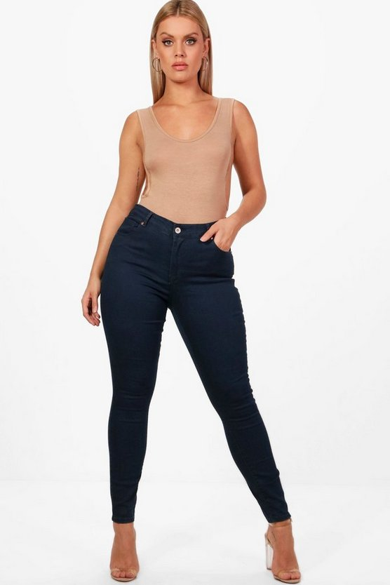 Plus Stretch Skinny Jean