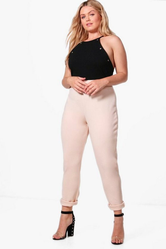 Plus Becky Skinny Formal Trouser