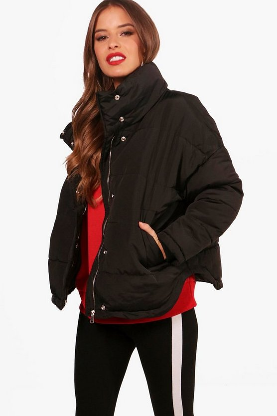 Petite Claire Padded Coat