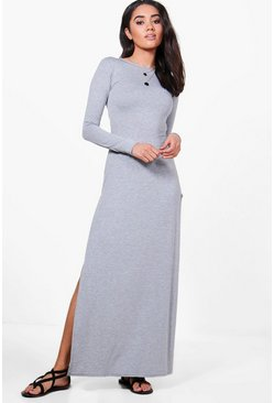Petite Kelly Split Side Maxi Dress