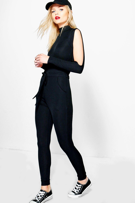 Petite Jumpsuit | Shop Petite Playsuits |boohoo