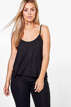 Plus Jasmine Swing Cami Vest