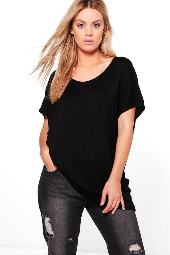 Plus Claire Oversized Tee
