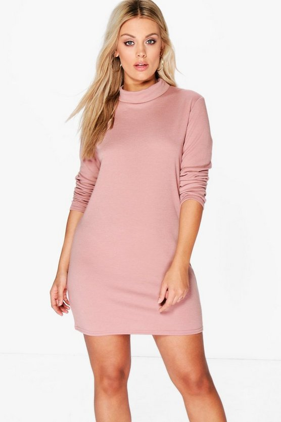 Plus Jenny Sweat Dress