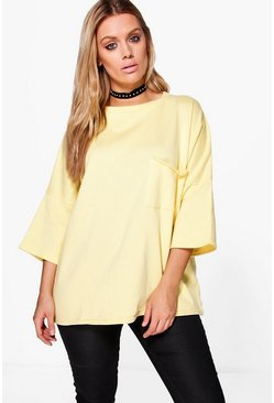 Plus Phoebe Pocket Front Sweat