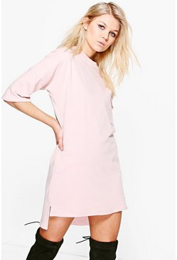 Petite Molly Pocket Sweat Dress