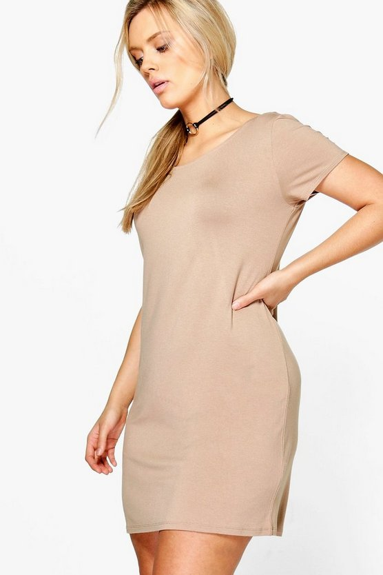 Plus Fiona Jersey Shift Dress