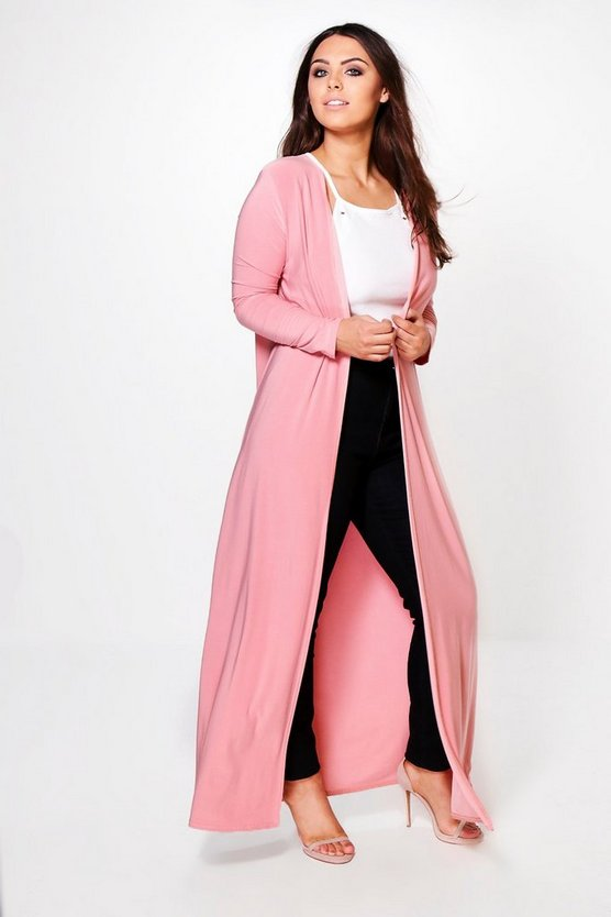 Plus Verity Slinky Duster Jacket