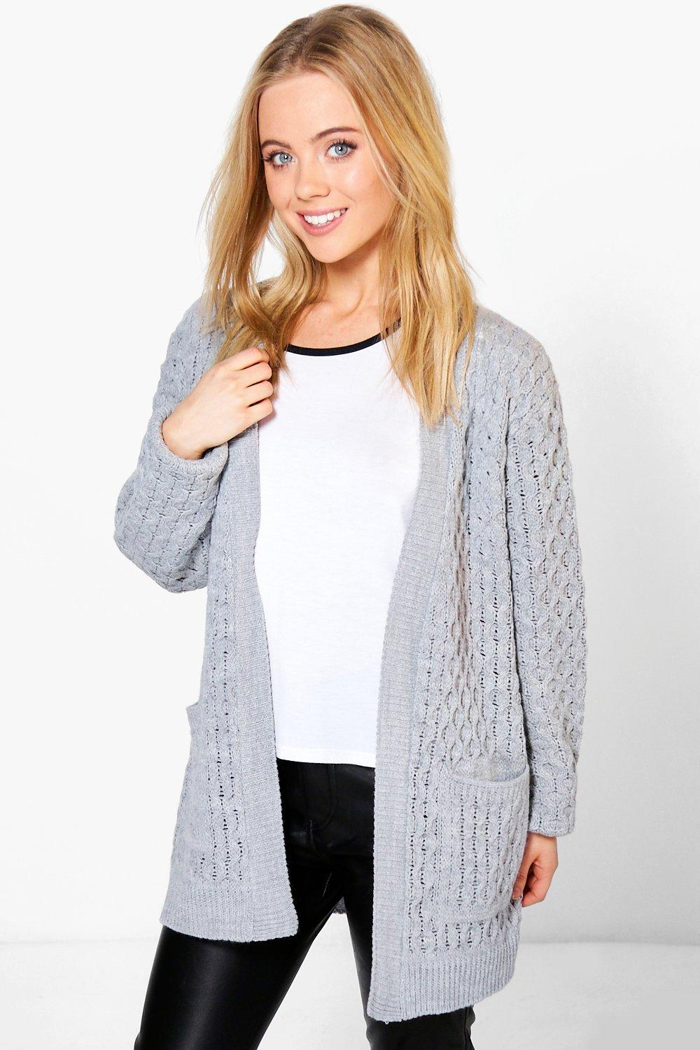 Petite Grace Elements Solid Classic Cardigan Purple Thistle. Complete your outfit with the Petite Grace Elements ribbed knit classic shopnow-vjpmehag.cf solid layer, with a button front closure, features 3/4 novelty button cuff sleeves and crew neck. 48% Rayon, 33% Acrylic, 17% Nylon, 2% Spandex.
