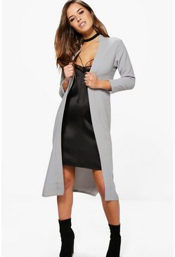 Petite Harriet Turn Up Cuff Duster