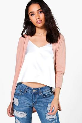 Petite Fran Light Weight Knit Cardigan