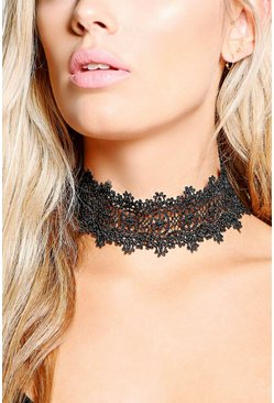 Plus Isabel Lace Choker