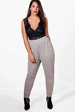 Plus Gemma Basic Sweat Pant