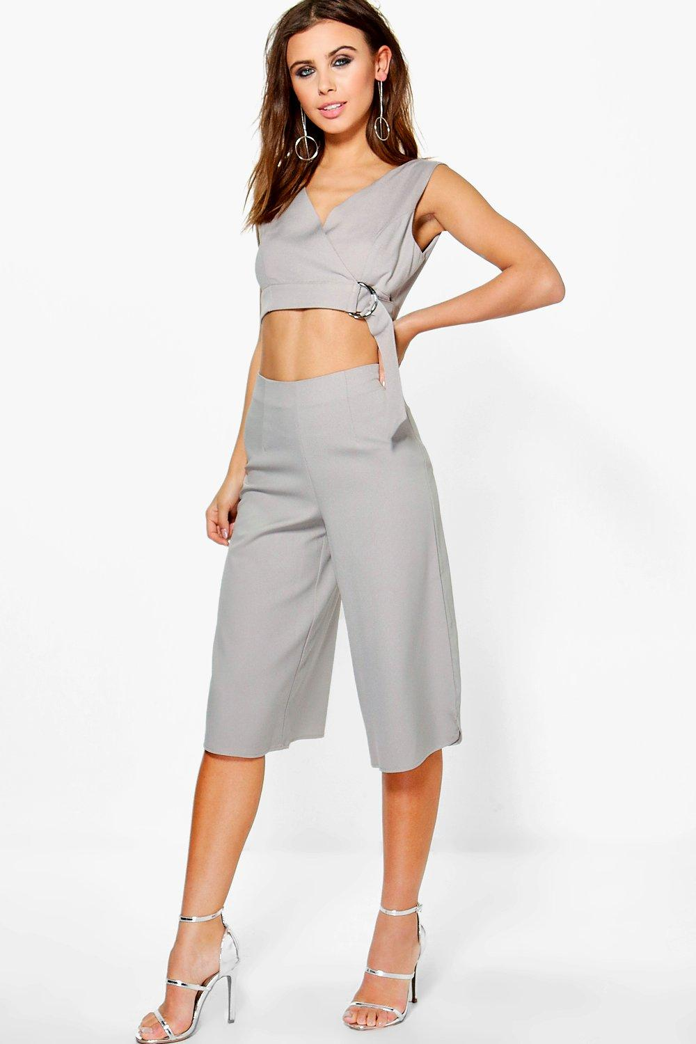Petite Ria D-Ring Bralet + Culotte Co-ord