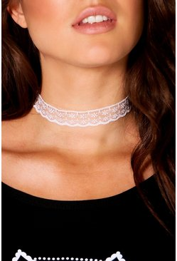 Plus Lenka Lace Choker