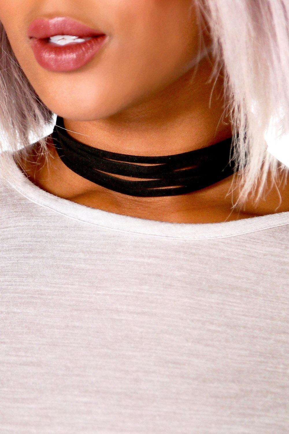 Plus Jessie Layer Choker