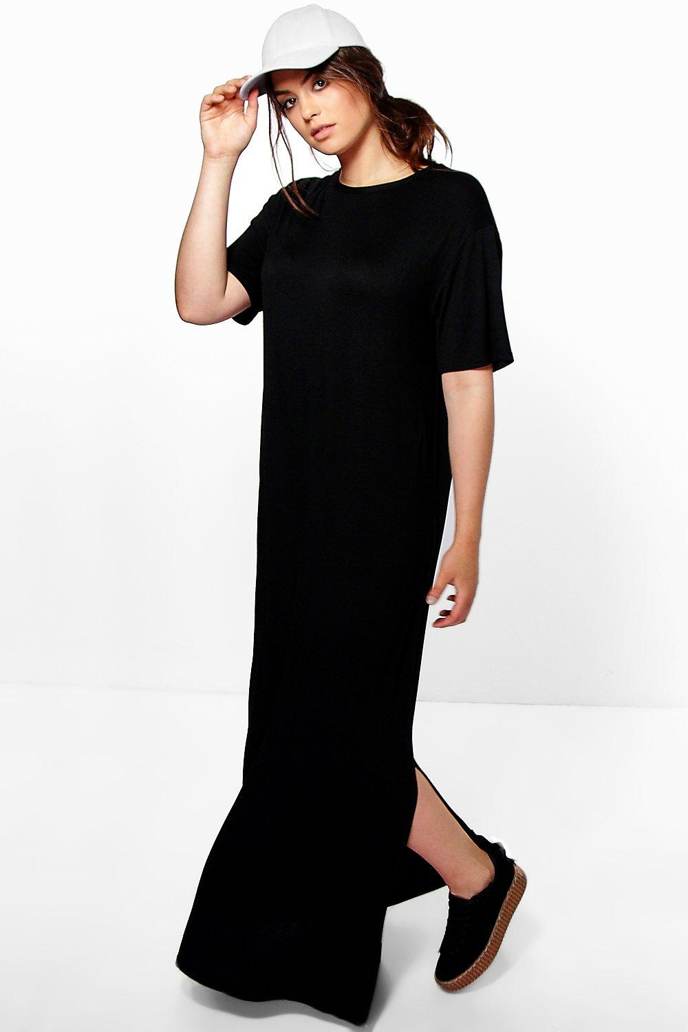 Plus Elisa Robe T-shirt Maxi