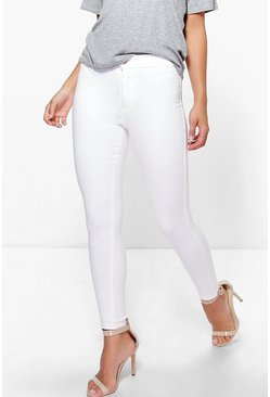 Petite Anna High Waisted Disco Jean