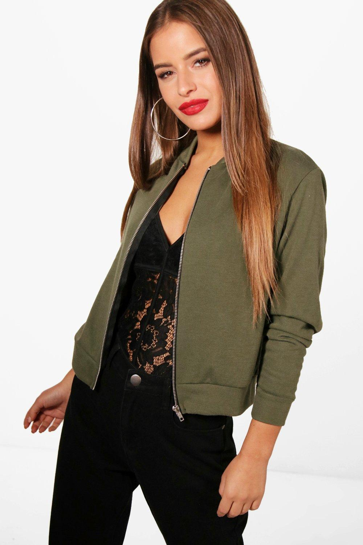 Nina Bomber Jacket khaki