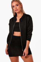 Bomber Jackets | Women&39s Bombers and MA1 Jackets | Boohoo