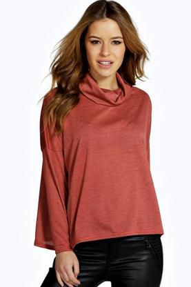 Petite Laura Turtle Neck Knit Jumper
