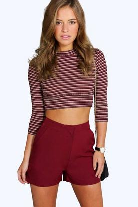 Petite Ruth Tailored Short