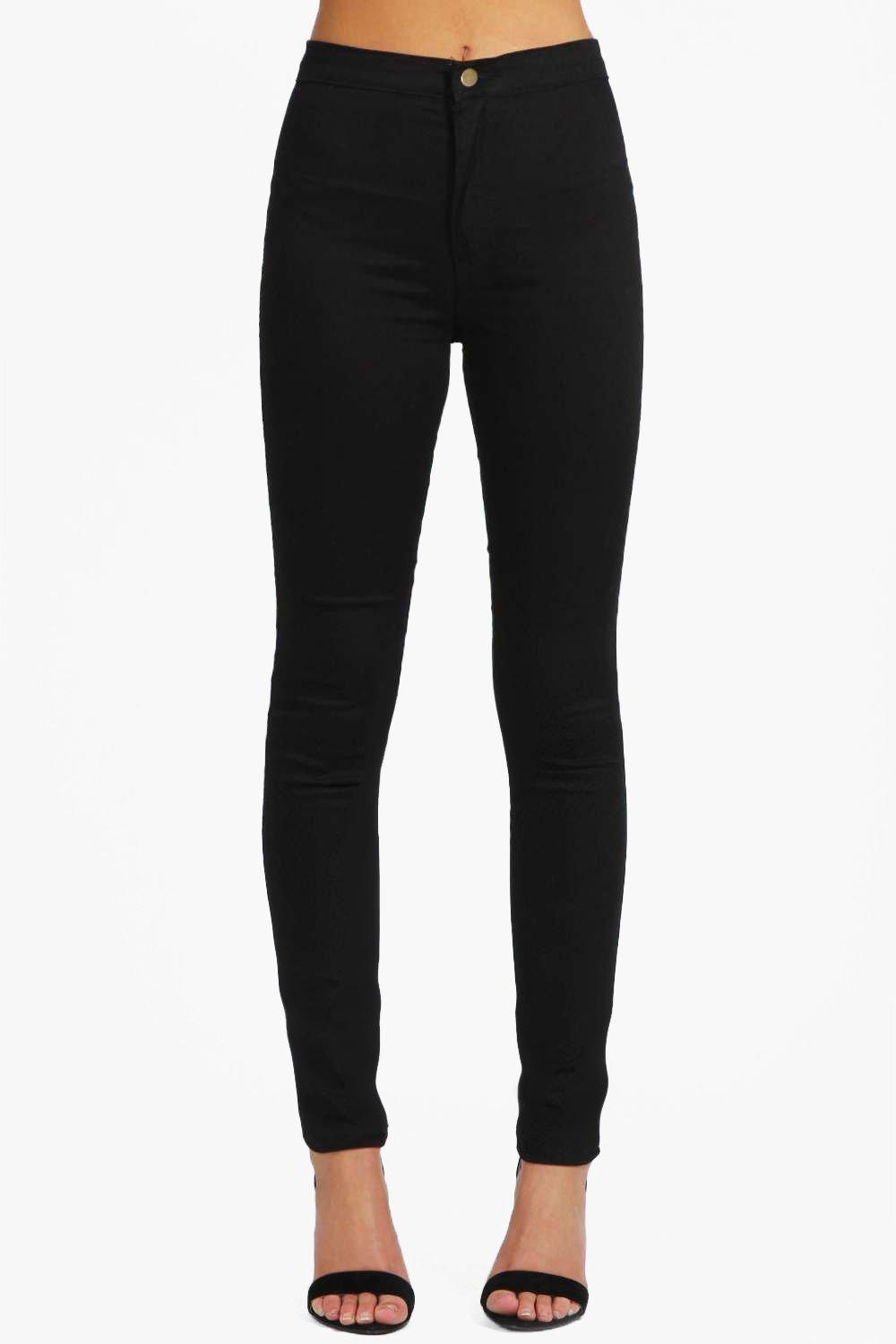 Petite Avah High Rise Disco Jeans