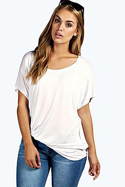 Plus Sloane Basic Oversized Tee