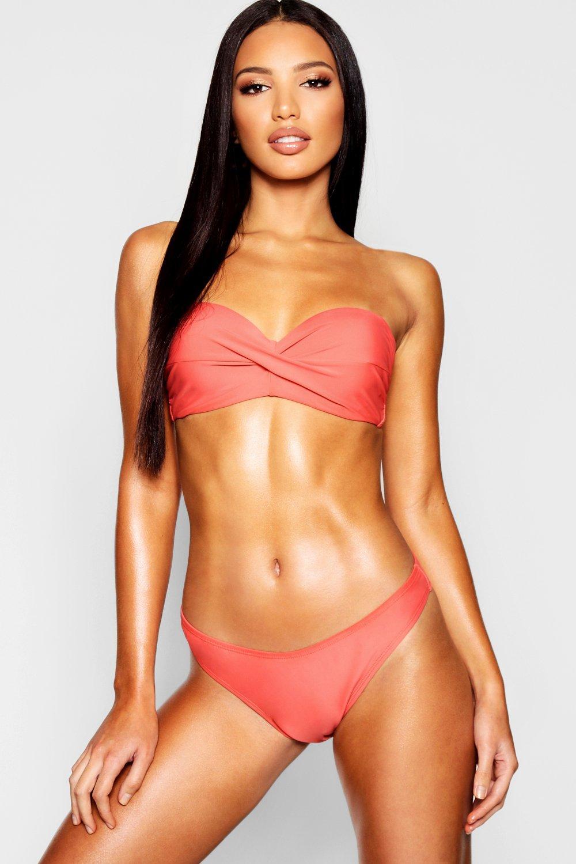Купить Bikini Tops, Бюстгальтер-балконет на косточках Топ из коллекции Выбирай и комбинируй , boohoo