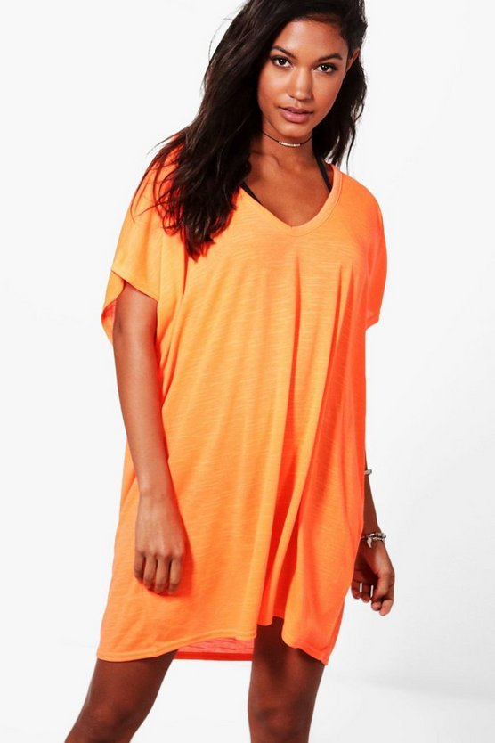 Tilly jersey Beach Cover Up