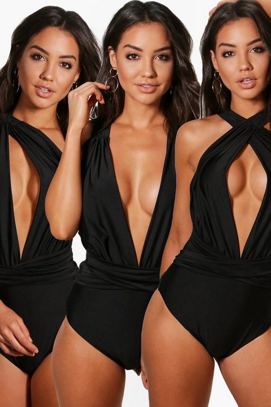 Paris Multiway Swimsuit